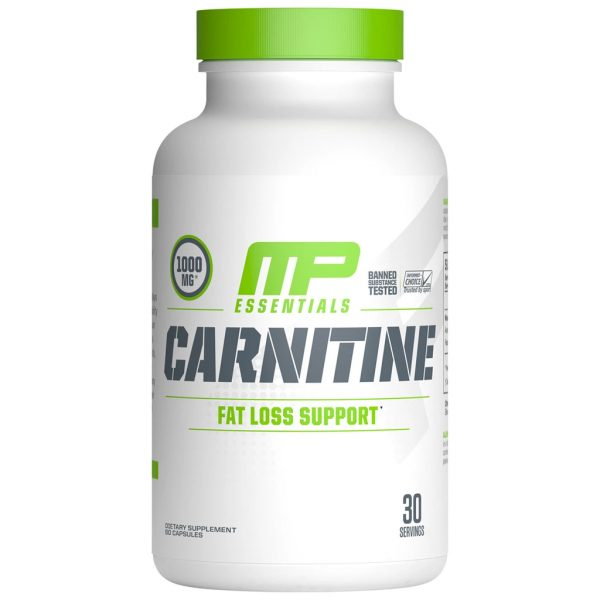 MusclePharm Carnitine (60 капсул)