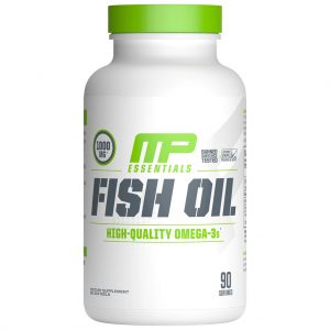 Рыбий жир MusclePharm Fish Oil (90 капсул)
